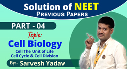 BIOLOGY LECTURE-04
