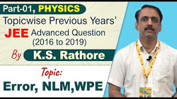 Physics Episode-01