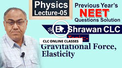 Physics Lecture-05